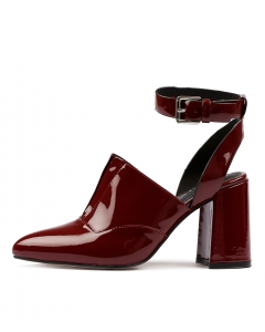 BECK RED PATENT LEATHER