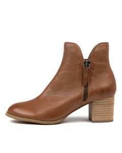 SHIANNELY COGNAC LEATHER
