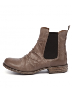 WILLO W TAUPE LEATHER