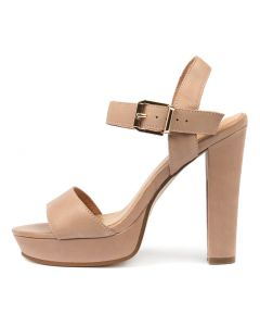MARTYNE NUDE LEATHER