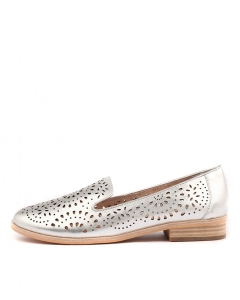 QUOLLIE SILVER LEATHER