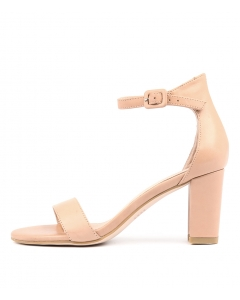 GESSIE NUDE LEATHER