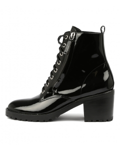 BETTES BLACK PATENT LEATHER