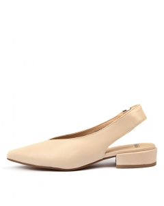 EMMIT NUDE LEATHER