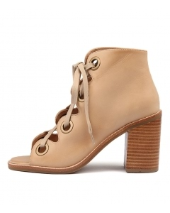 JUNIE NUDE LEATHER