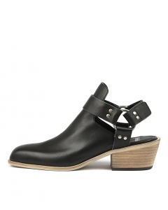 LISSAS BLACK LEATHER