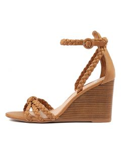 EMRY TAN NATURAL HEEL LEATHER