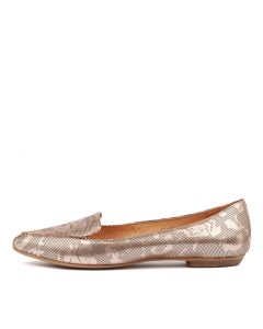 GIANNING ROSE GOLD LEATHER
