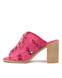 JAMILAR FUCHSIA LEATHER