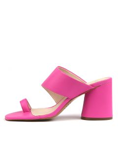 NORMAND HOT PINK LEATHER