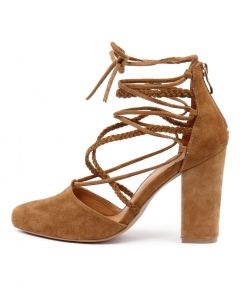 CALOCA LIGHT TAN SUEDE