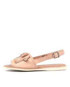 REPPA NUDE LEATHER