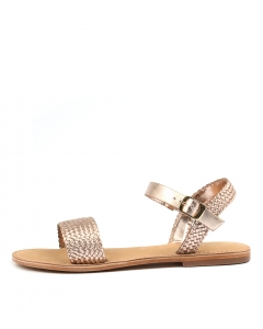 BOCCA ROSE GOLD LEATHER