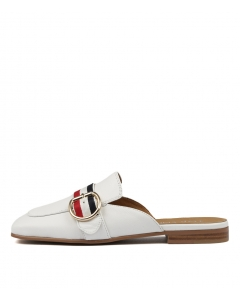SWEETLESS WHITE LEATHER
