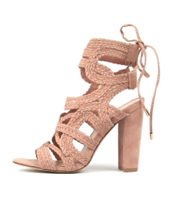 JERSEY VE BLUSH MICROSUEDE